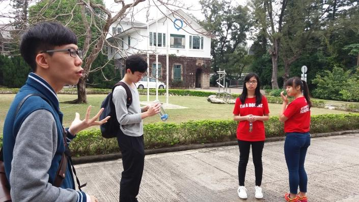 Visit to St  Stephen's College Heritage Trail | Hoi Ping